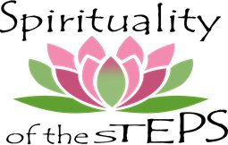 spritituality in steps lotus flower